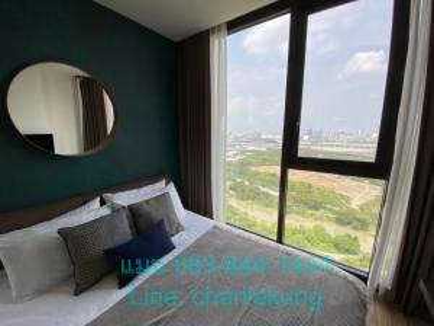 For SaleCondoSapankwai,Jatujak : The Line Jatujak 🔥 Special discount over 2.1 million! 2 bedrooms, 2 bathrooms, floor 30+, corner room, garden view. Special price 10.49 million!