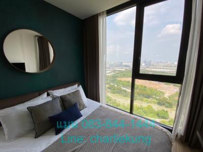 For SaleCondoSapankwai,Jatujak : The Line Jatujak 🔥 Special discount over 2.1 million! 2 bedrooms, 2 bathrooms, 30th floor + corner room, garden view 🔥 Special price 10.9 million!