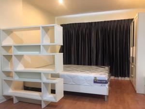 For RentCondoRamkhamhaeng, Hua Mak : For rent, Lumpini Ville Ramkhamhaeng 44 31 sqm. Floor 12, 7500 baht