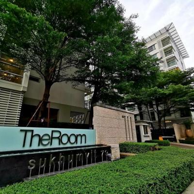 *For Rent #TheRoomSuKhumvit79#Theroom #sukhumvit792bedrooms 1bathroom 58 Sqm.