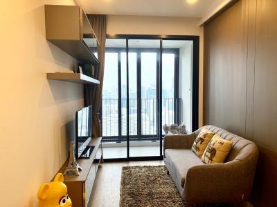 For RentCondoSiam Paragon ,Chulalongkorn,Samyan : For rent :: New Unit // 'Ashton Chula - Silom //' Only 25,000 THB / Month