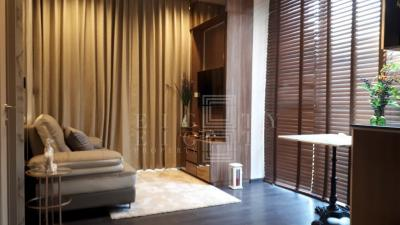 เช่าคอนโดพระราม 9 เพชรบุรีตัดใหม่ : For Rent The Line Asoke-Ratchada ( 35 square metres )