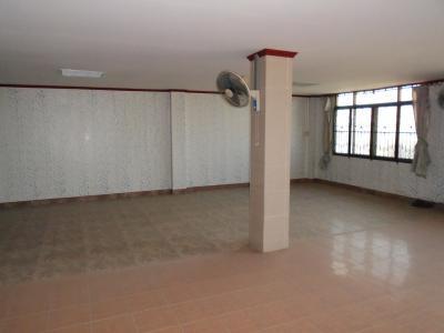 เช่าตึกแถว อาคารพาณิชย์มีนบุรี-ร่มเกล้า : ให้เช่า อาคารพาณิชย์ 4 ชั้น 2 คูหา ติดถนนสุวินทวงศ์ ทำเลดี