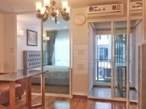 เช่าคอนโดอ่อนนุช อุดมสุข : For Rent Regent Home Sukhumvit 81 ( 28 square metres )