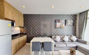 เช่าคอนโดราชเทวี พญาไท : For Rent Ideo Verve Ratchaprarop ( 69.33 square metres )
