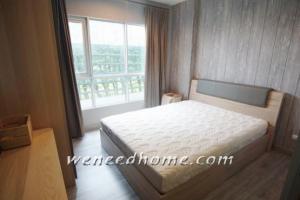 For SaleCondoKhlongtoei, Kluaynamthai : Sell cheapest Condo Aspire Rama IV, 29 sqm, 1 bedroom, corner unit, beautiful decoration, central floor, garden view