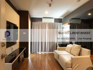 For SaleCondoRama3 (Riverside),Satupadit : For sale, Condo Lumpini Park Riverside-Rama 3, High floor, 1 bed, 2.9 m.