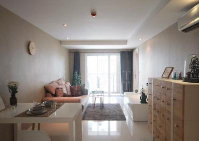 For RentCondoSukhumvit, Asoke, Thonglor : For Rent Le Nice Ekamai (51 square meters)
