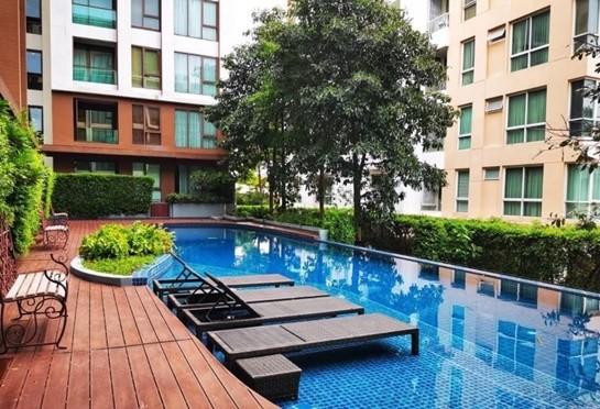 ขายด่วน Nice Suites Sanambinnam 1.9 ล้าน ห้องสวย แต่งครบ**