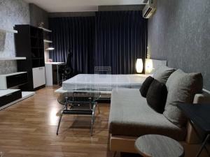 เช่าคอนโดพระราม 9 เพชรบุรีตัดใหม่ : For Rent PG Rama 9 ( 30 square metres )