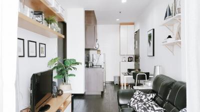 For RentCondoRatchathewi,Phayathai : For Rent Ideo Q Phayathai (40 square meters)