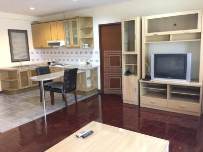 For RentCondoSukhumvit, Asoke, Thonglor : For Rent Saranjai Mansion (56 square meters)
