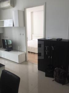เช่าคอนโดพระราม 9 เพชรบุรีตัดใหม่ : For Rent TC Green Rama 9 ( 41 square metres )