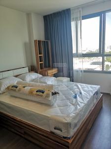 For RentCondoOnnut, Udomsuk : For Sale / Rent Ideo sukhumvit 93 (31 square meters)