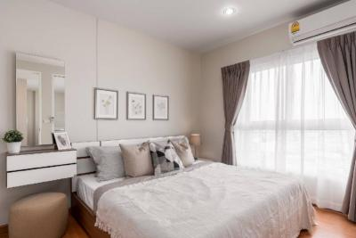 For SaleCondoThaphra, Wutthakat : Condo for sale at The Parkland Grand Taksin, size 35.26 sq.m., 1 bedroom, 1 bathroom, price 3.85 million, including transfer 095-9571441