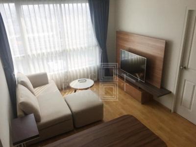 For RentCondoPattanakan, Srinakarin : For Rent U Delight Residence Pattanakarn-Thonglor (35 square meters)