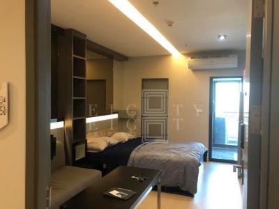 เช่าคอนโดสำโรง สมุทรปราการ : For Rent Ideo Sukhumvit 115 ( 27.5 square metres )