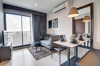 เช่าคอนโดพระราม 9 เพชรบุรีตัดใหม่ : For Rent Rhythm Asoke ( 42 square metres )