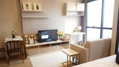 ขาย Ashton Chula-Silom 1 ห้องนอน (31.11 ตรม.) วิวสวนลุม ชั้น 45 เฟอร์+เครื่องใช้ไฟฟ้าครบ ราคา 9.5 ล้าน รวมทุกอย่าง