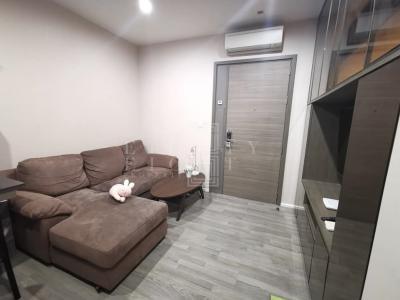 For RentCondoOnnut, Udomsuk : For Rent The Room Sukhumvit 69 (34.26 square meters)