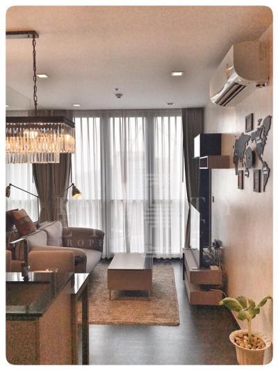 For RentCondoRama9, RCA, Petchaburi : For Rent The Line Asoke - Ratchada (35.25 square meters)
