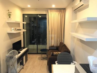 เช่าคอนโดท่าพระ ตลาดพลู : For Rent Ideo Sathorn - Thapra ( 30 square metres )