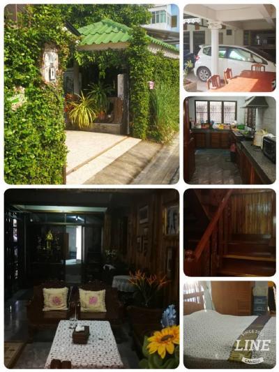 For SaleHouseChengwatana, Muangthong : 2 storey detached house for sale near the train station Chaeng Wattana 35.