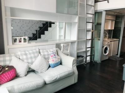 For RentCondoSukhumvit, Asoke, Thonglor : For Rent Ashton Morph 38 (34 square meters)
