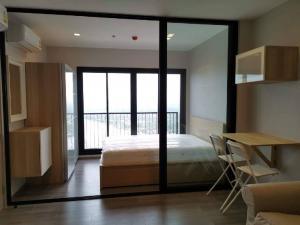 For RentCondoRattanathibet, Sanambinna : Condo for rent, The Politan Rive, location 4049, 40th floor, South Chao Phraya River view.