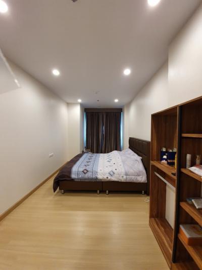 เช่าคอนโดสาทร นราธิวาส : ให้เช่า ศุภาลัย ไลท์ รัชดา นราธิวาส สาธร 1 ห้องนอน 50 ตร.ม. ชั้น 12 เฟอร์ครบ พร้อมเข้าอยู่
