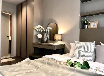 For RentCondoOnnut, Udomsuk : For rent - Ideo Sukhumvit 93 (1 bedroom) 34 sq.m. Floor 23th - the best view & closed to BTS Bangchak