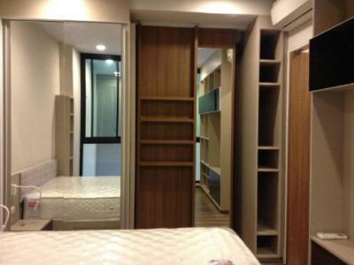 For RentCondoSapankwai,Jatujak : For rent Onyx Phahonyothin, next to BTS Saphan Khwai, Duplex 1 bed 43 sqm.