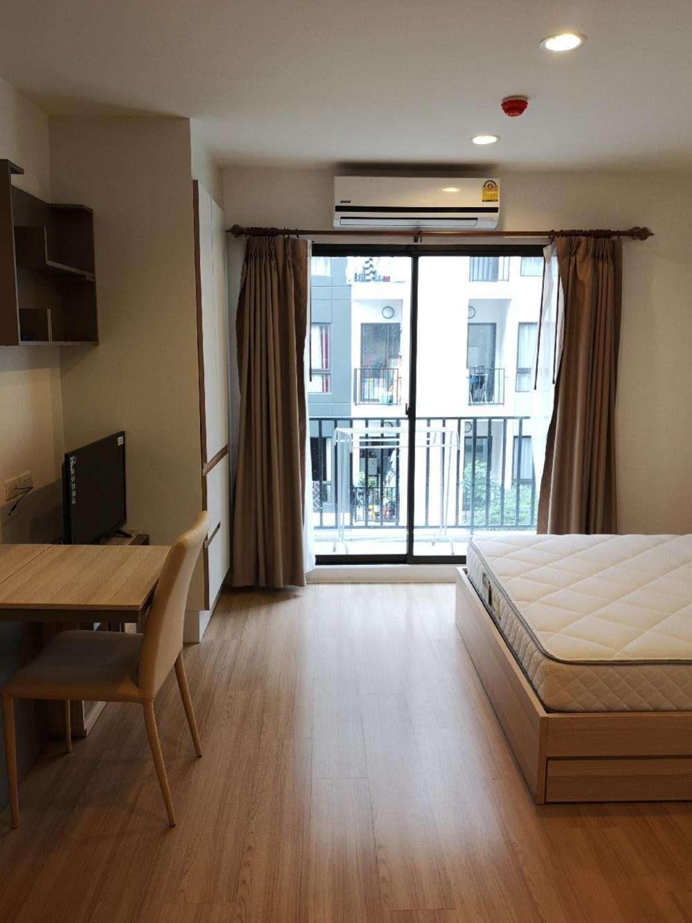 For RentCondoSukhumvit, Asoke, Thonglor : For rent, The Nest Sukhumvit22. Studio room 22 sqm. 4th floor, Building A