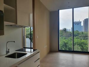 Sale DownCondoSukhumvit, Asoke, Thonglor : [Owner Post] Noble BE19 1Bed (3m ceiling height) with clear garden view only 6.0x MB (cheapest garden view in Asoke Interchange)