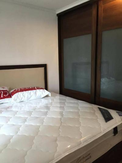 For RentCondoRama 8, Samsen, Ratchawat : Condo for rent, Lumpini Rama 8 View pool, large room, cheap price 42 sqm.
