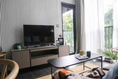 เช่าคอนโดพระราม 9 เพชรบุรีตัดใหม่ : The Line Asoke Ratchada Unit for rent 1 Bed/ New Unit / Ready to move in 0890505525