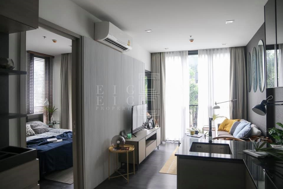 For Rent The Line Asoke Ratchada ( 35 square metres )