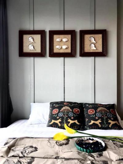 เช่าคอนโดรามคำแหง หัวหมาก : For Rent Living Nest Ramkhamhaeng ( 30 square metres )