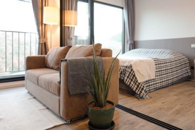For RentCondoPattaya, Bangsaen, Chonburi : KnightsBridge The Ocean Sriracha Condo 1 Bedroom 33.6 SQM special price