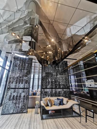 ขายคอนโดราชเทวี พญาไท : ด่วน! ขายห้องถูกที่สุด Ideo mobi rangnam BTS อนุเสาวรีย์ 27.83 ตร.ม ขาย 5.29 ลบ ชั้น 20 ฟลูเฟอร์ครบพร้อมอยู่!