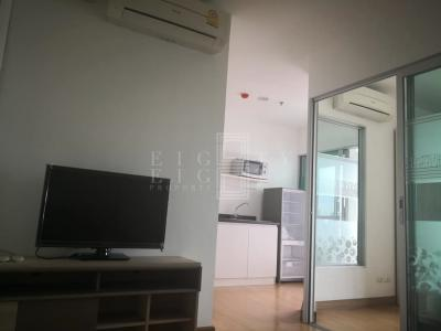 เช่าคอนโดคลองเตย กล้วยน้ำไท : For Rent Aspire Rama 4 ( 28 square metres )