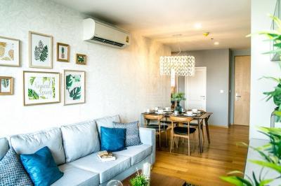 For RentCondoSathorn, Narathiwat : For Rent Noble Revo Silom (65 square meters)