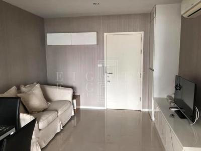 For RentCondoRama9, RCA, Petchaburi : For Rent Aspire Rama 9 (39 square meters)