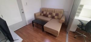 เช่าคอนโดพระราม 9 เพชรบุรีตัดใหม่ : ให้เช่า คอนโด ลุมพินี พาร์ค พระราม9-รัชดา ( LPN Park rama9-ratchada) - แบบ 1 ห้องนอน 1 ห้องน้ำ ครัวเปิด - พื้นที่ 26 ตร.ม. ชั้น 14  ราคาเช่า 8,000 บาท/เดือน ( สัญญาเช่า ขั้นต่ำ 1 ปี )