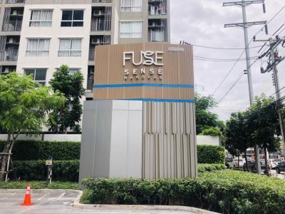 For RentCondoBang kae, Phetkasem : Condo for rent at Fuse Sense Bangkae