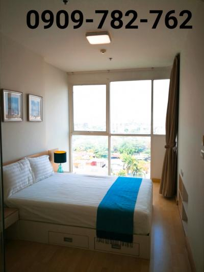 For SaleCondoSapankwai,Jatujak : New beautiful room for sale, Ideo Mix 0 m. BTS Saphan Khwai / Max Valu 24 hrs. 1 bedroom, back garden view, call 0909-782-762.