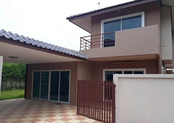 For RentHouseNawamin, Ramindra : House for sale, Amarin Village, 3 Saimai 13, installments directly with the owner of Watcharapol. 2-storey detached house near the market, AC Saimai, Watcharapol, Sukhaphiban 5, Soi 2/5, land area 90 Sq. Price 7,500,000