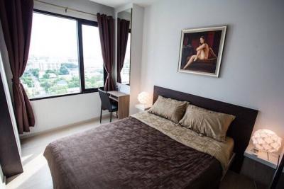 เช่าคอนโดบางนา แบริ่ง : 1 Bedroom for rent at The Gallery  Bearing Sukhumvit 107 (400m. to BTS Bearing Station)