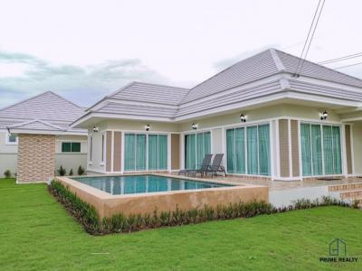 For SaleHouseCha am, Hua Hin : Pool Villa Hua Hin For Sale