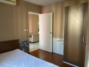 เช่าคอนโดลาดกระบัง สุวรรณภูมิ : ให้เช่าด่วน Airlink condo ใกล้สนามบินสุวรรณภูมิ 2 ห้องนอน ขนาด 41 ตรม.🔥🔥